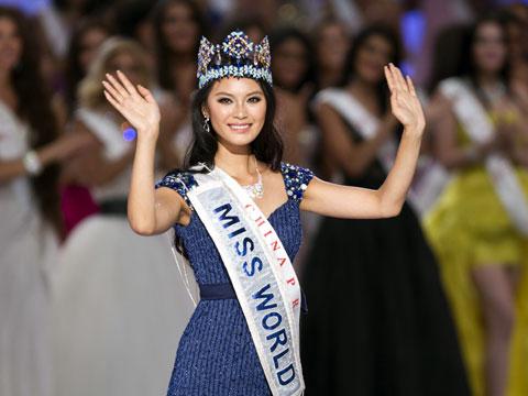 Титул Мисс мира нынешнего года завоевала девушка из Индии в 2019 году