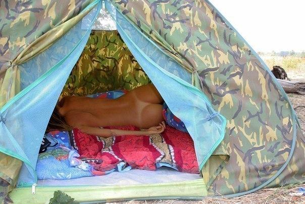 Моя палатка
